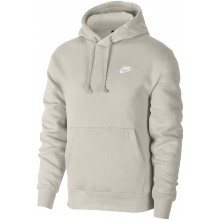 Sweat Nike Sportswear Club Fleece à Capuche Gris