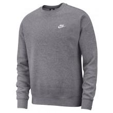 Sweat Nike Sportswear Club Gris