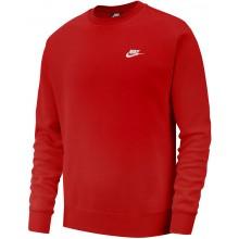 Sweat Nike Sportswear Club Rouge