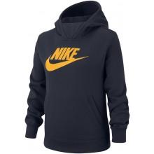 Sweat Nike Junior Fille Sportswear à Capuche Marine