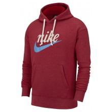 Sweat Nike Heritage à Capuche Rouge