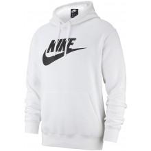 Sweat à capuche Nike Sportswear Club Fleece Blanc