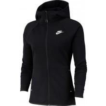 Veste Zippée  Nike Femme Tech Fleece Noire