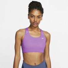Brassière Nike Swoosh Violette