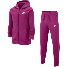 Survêtement Nike Junior Fille Sportswear Rose