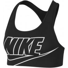 Brassière Nike Femme Swoosh Noire