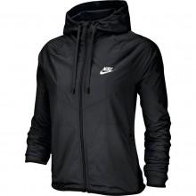 Veste Nike Femme Sportswear Windrunner Noire