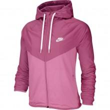 Veste Nike Femme Sportswear Windrunner Fushia