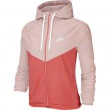 Veste Nike Femme Sportswear Windrunner Rose