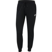 Panlalon Nike Femme Essential Regular Fleece Noir