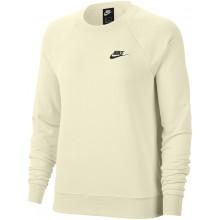Sweat Nike Femme Sportswear Essential Beige