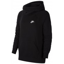 Sweat Nike Femme Essentiel Fleece à Capuche Noir