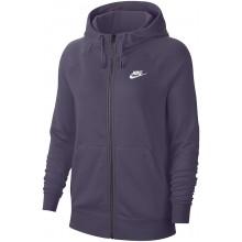 Sweat à Capuche Nike Femme Sportswear Essential Zippé Violet