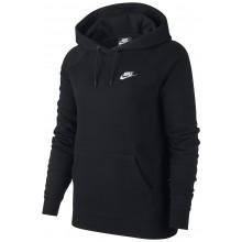 Sweat Nike Femme Essentiel à Capuche Noir