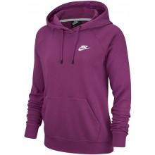 Sweat Nike Femme Sportswear à Capuche Violet