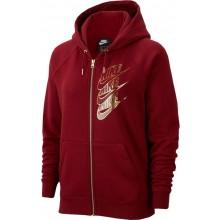 Sweat Nike Femme Sportswear Rouge