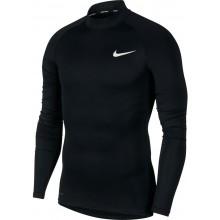 Tee-Shirt Nike Pro à Manches Longues Noir