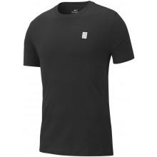 Tee-Shirt Nike Court Heritage Noir