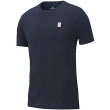 Tee-Shirt Nike Court Heritage Obsidian