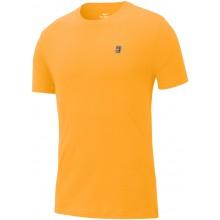 Tee-Shirt Nike Court Heritage Jaune