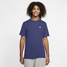 Tee-Shirt Nike Court Londres Marine