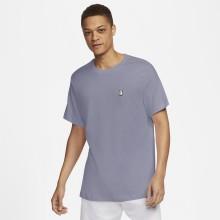 Tee-Shirt Nike Court Heritage Indigo