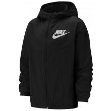 Veste Nike Junior Woven Noire