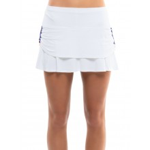 Jupe Lucky In Love Femme Ruched Tier Blanche
