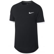 Tee-Shirt Nike Court Junior Dry Noir