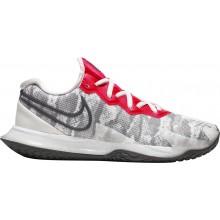 Chaussures Nike Femme Air Zoom Vapor Cage 4 Edition Limitée Toutes Surfaces Grises