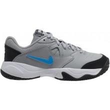 Chaussures Nike Junior Court Lite 2 Toutes Surfaces Grises