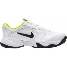 Chaussures Nike Junior Court Lite 2 Toutes Surfaces Blanches