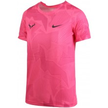 Tee-Shirt Nike Junior Nadal Rose