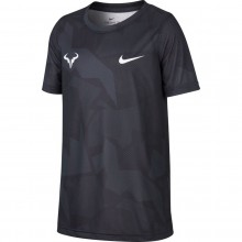 Tee-Shirt Nike Junior Nadal Noir