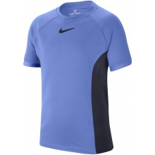 Tee-Shirt Nike Junior Dry Bleu