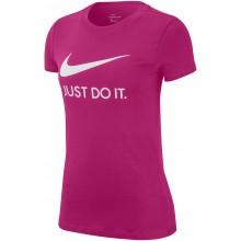 Tee-Shirt Nike Femme Sportswear Just Do It Rose