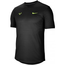 Tee-Shirt Nike Court Dri-Fit Knit Nadal Noir