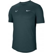 Tee-Shirt Nike Court Challenger Rafa Vert