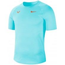 Tee-Shirt Nike Nadal Paris Aeroreact Turquoise