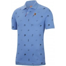 Polo Nike Paris Bleu