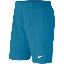 """Short Nike Court Flex 9"""" Bleu"""