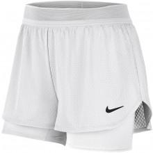 Short Nike Femme Court Dry Blanc