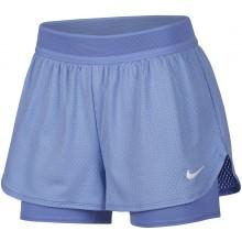 Short Nike Femme Dry Bleu