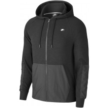 Sweat à Capuche Nike Sportswear Zippé Noir