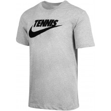Tee-Shirt Nike Court Tennis Gris