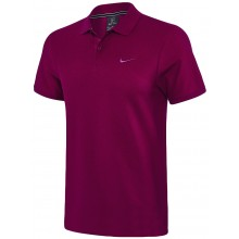 Polo Nike Court Essentials Federer Fushia