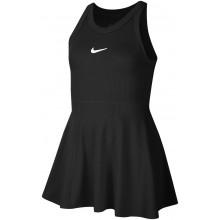Robe Nike Junior Fille Court Dry Noire