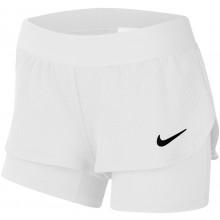 Short Nike Junior Fille Blanc