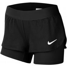 Short Nike Junior Fille Noir