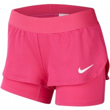 Short Nike Junior Fille Rose